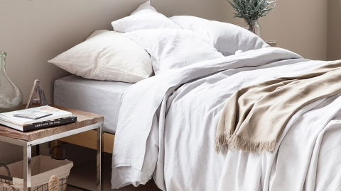 10 Affordable Luxe Sheet Sets You Need in Your Life | StyleCaster