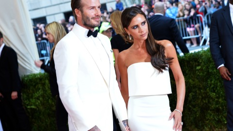 Let's Revisit the Beckham's Changing Style    StyleCaster