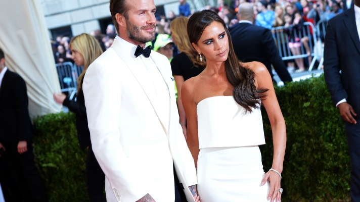 #TBT: How David and Victoria Beckham's Style Changed Through the Years