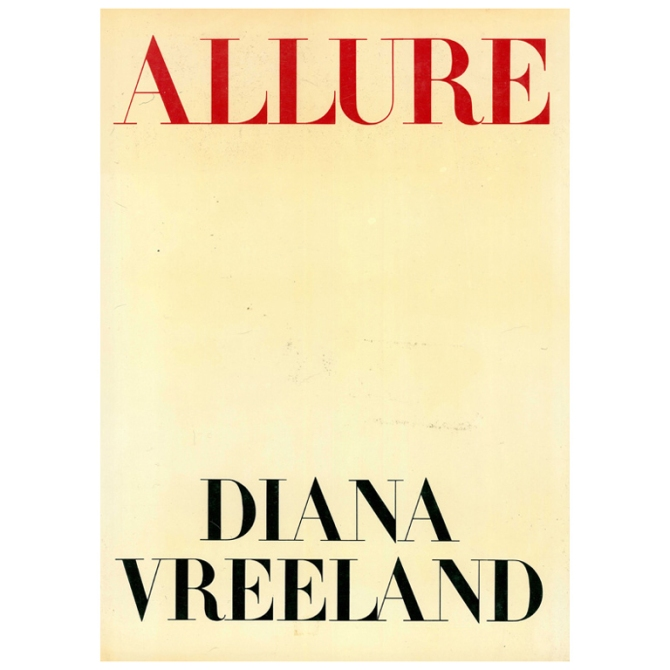 allure diana vreeland Our Editors Share the One Piece of Home Décor They Cant Live Without