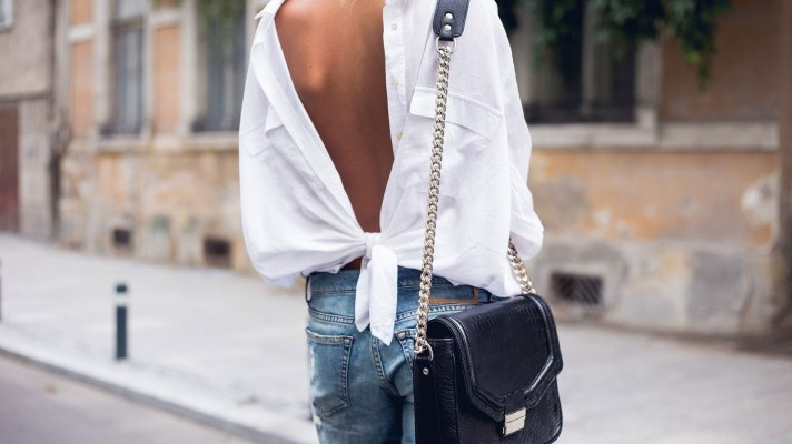 A Case For Wearing Your Shirt Backwards