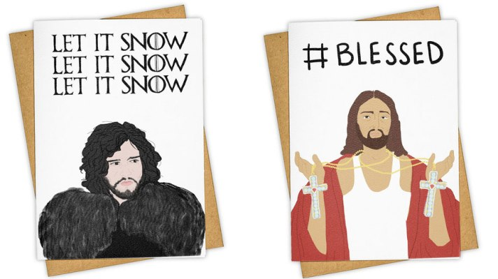 15 Witty Holiday Cards That Won't Make You Cringe