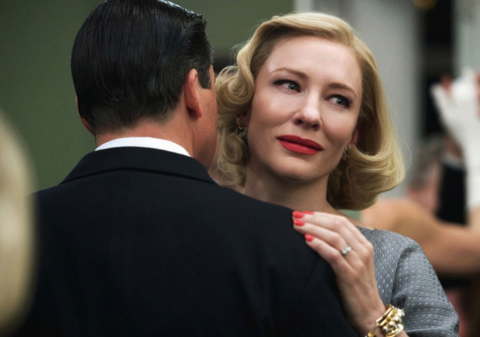 """Cate Blanchett picked up a nom for """"Carol."""" (The Weinstein Company)"""
