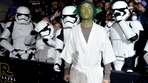 14 Celebs Who Are Losing Their Sh*t Over 'Star Wars'  | StyleCaster