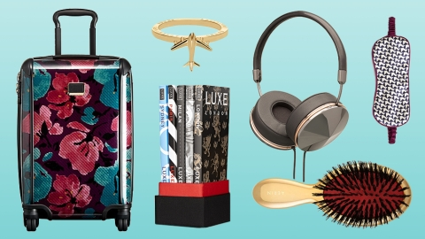 What to Get the Ultimate Traveler on Your Holiday List | StyleCaster