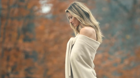 Normal: Gisele Is Presumably Naked in the Woods for Chanel | StyleCaster