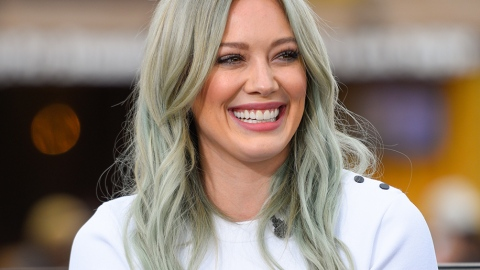 Hilary Duff Just Mastered the Messy, Modern Bob | StyleCaster