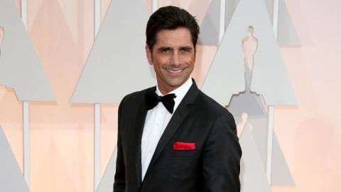 Oops: John Stamos 'Forgets' His Underwear for 'Paper' Mag   StyleCaster
