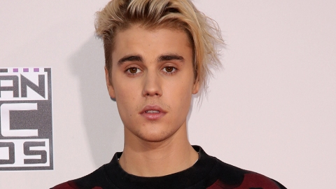 Sweet Giant Neck Tattoo, Justin Bieber  | StyleCaster