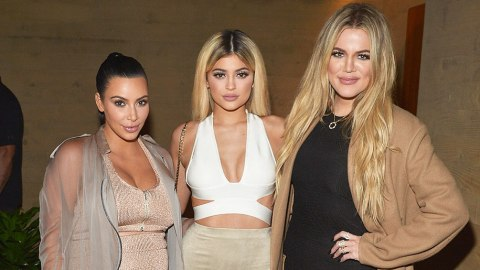 This Year's Kardashian Christmas Card is Adorable | StyleCaster