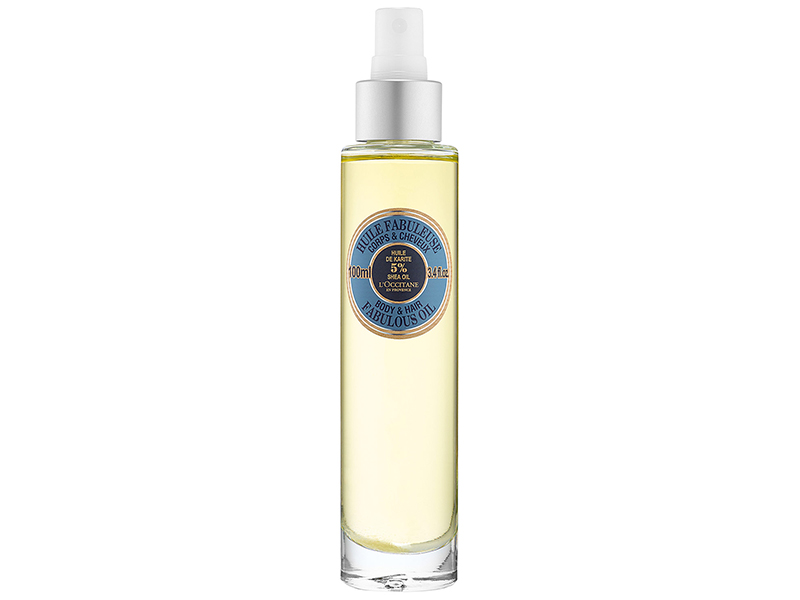 loccitane fabulous oil The 10 Beauty Oils You Should Be Using This Winter: A Head to Toe Guide