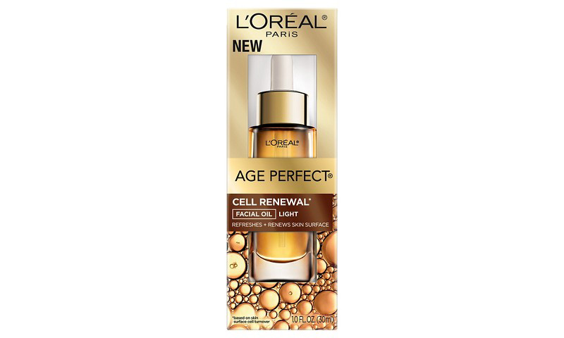 loreal age perfect cell renewal oil The 10 Beauty Oils You Should Be Using This Winter: A Head to Toe Guide