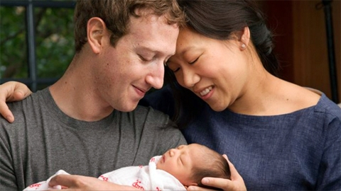 Mark Zuckerberg Announces Baby in the Most Epic Way | StyleCaster