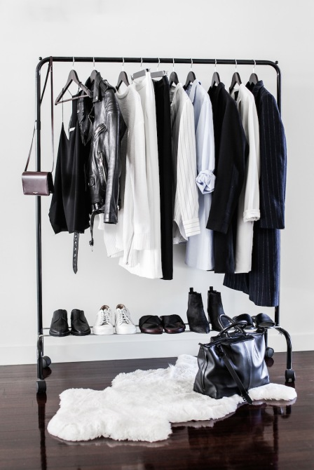 closet inspiration capsule collection