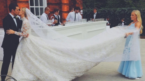 15 Celebrity Couples That Tied the Knot in 2015   StyleCaster