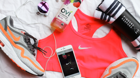 How to Work Out at Home with YouTube | StyleCaster