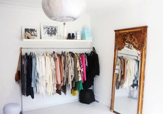 passion for fashion closet organization