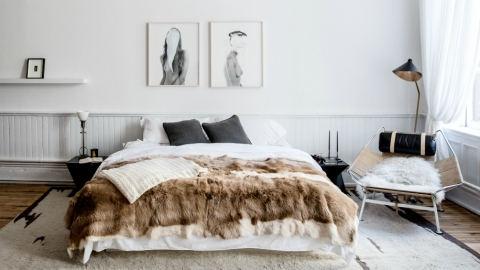 26 Styling Tricks to Get the Bedroom You've Always Wanted  | StyleCaster