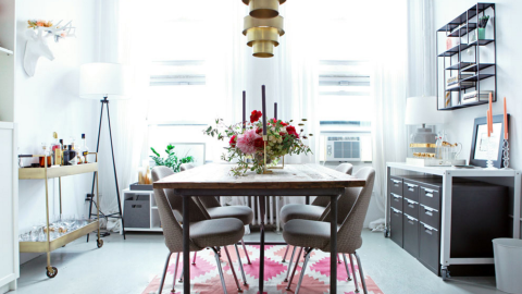 10 Genius Decorating Tips to Make Your Rental Suck Less | StyleCaster