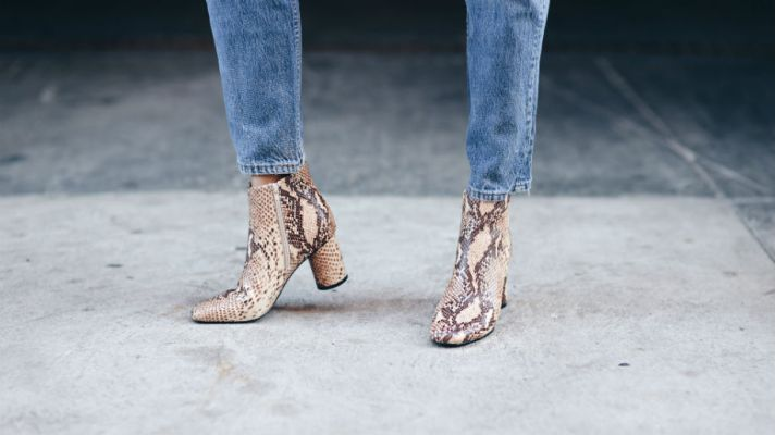 Make Snakeskin Boots the Next Thing You Buy
