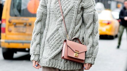 A Guide to Winter's Best Oversized Sweaters | StyleCaster