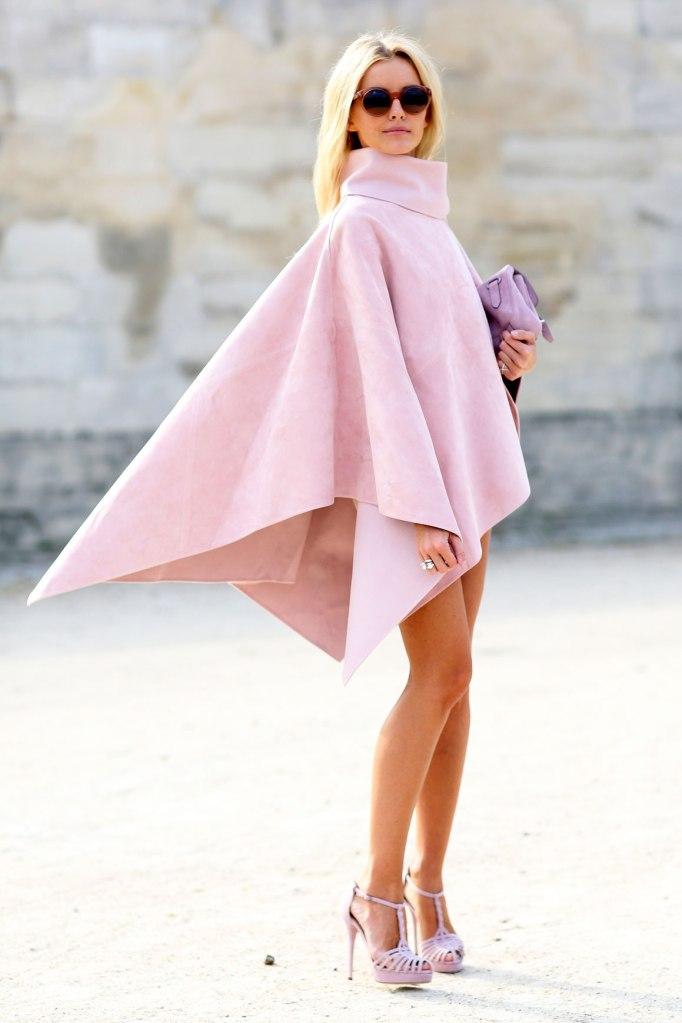 rose quartz street style