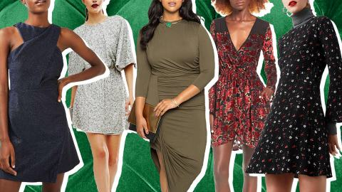 17 Not-Cliché Party Dresses to Wear This Season | StyleCaster