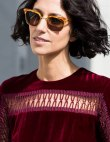 20 Ways to Nail the Velvet Dress Trend