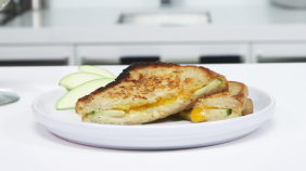 Dean Sheremet's Gourmet Grilled Cheese