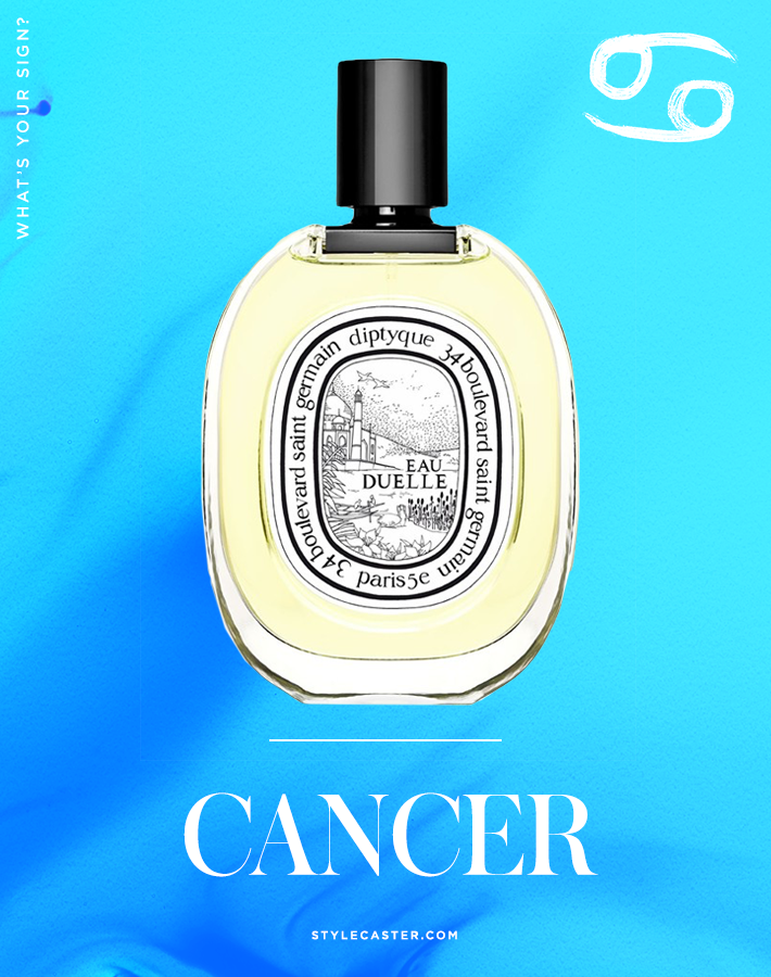 4 cancer The Best Signature Scent for You, According to Your Zodiac Sign