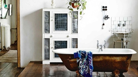 7 Easy Bathroom Updates You Can Do This Weekend | StyleCaster