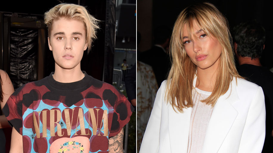 beiber hailey baldwin couple Justin Bieber Makes Out with Hailey Baldwin on Instagram—What Does It Mean?