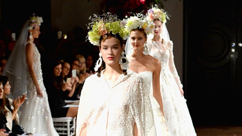 The Wedding Dress Styles You'll Be Wearing This Year   StyleCaster
