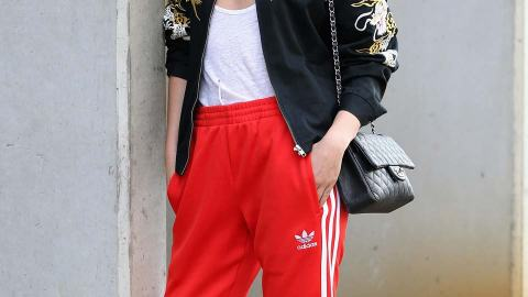 28 Times Celebrities Weren't Above Wearing Sweatpants | StyleCaster