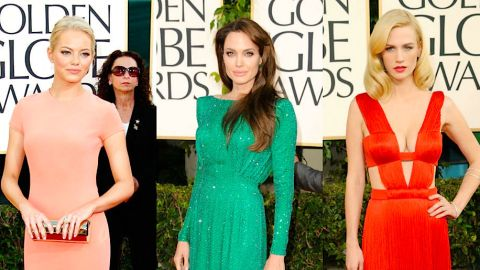 The Most Memorable Golden Globes Dresses from the Last 15 Years | StyleCaster