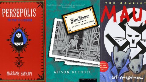10 Grown-Up Graphic Novels To Read Now | StyleCaster