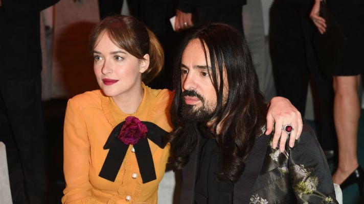 Dakota Johnson Loves the New Gucci as Much as You
