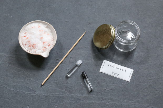 for the makers rose scrub
