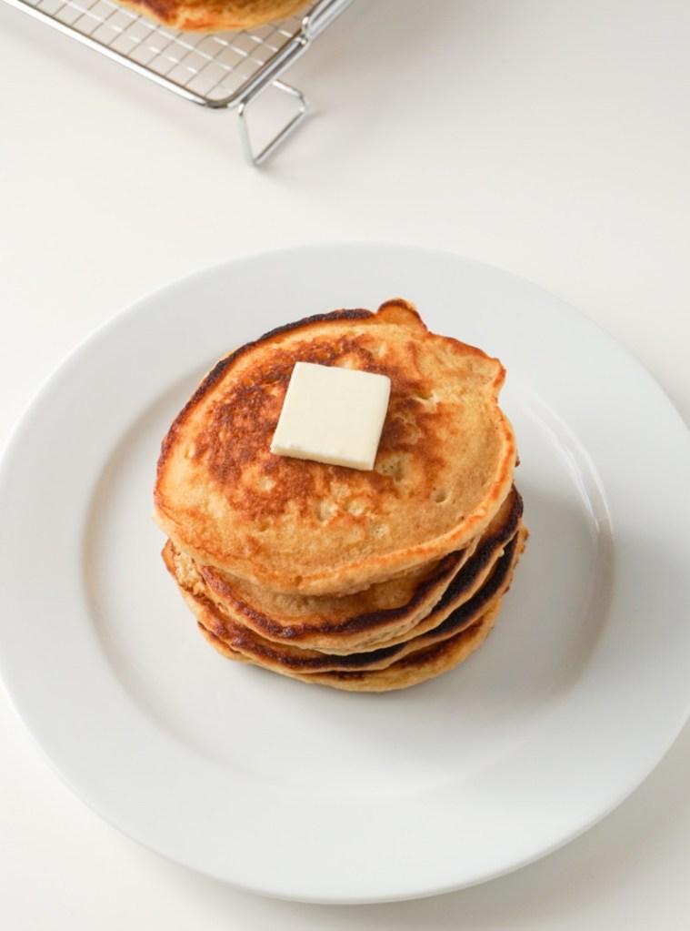 Hearty Pancakes Recipe