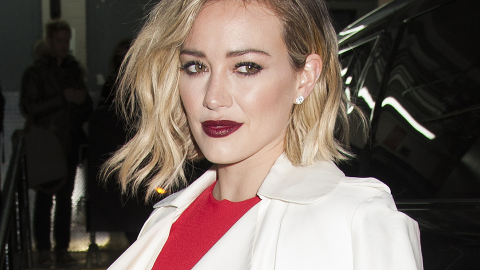 Hilary Duff Is Single-Handedly Reviving Pastel Hair | StyleCaster