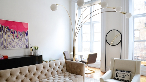 10 Unexpected Ways Lighting Can Enhance Your Decor   StyleCaster