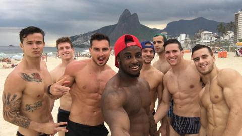 So, USA's Men's Gymnastics Team Is Ridiculously Hot | StyleCaster