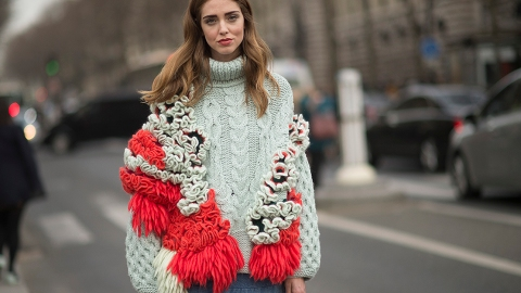Feeling Stressed? Go Knit a Sweater | StyleCaster