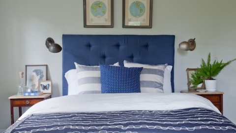 15 New Ways to Decorate with Navy Blue   StyleCaster