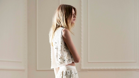 The New Wedding Dress Line We're Obsessed With | StyleCaster