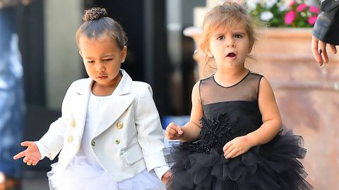 17 Times North and Penelope Were the Cutest BFFs   StyleCaster