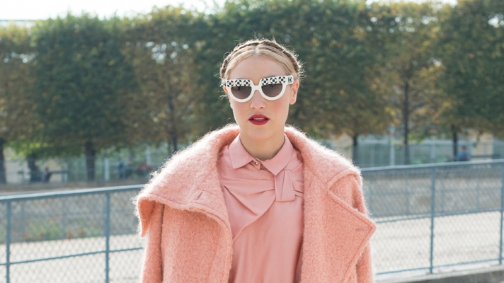 25 Reasons to Start Wearing Pink This Winter