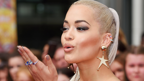 Rita Ora Wants to #FreetheNipple with Her New Magazine Cover | StyleCaster
