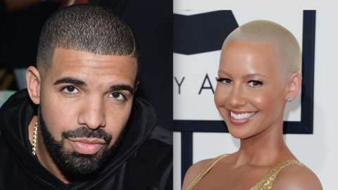Are Drake and Amber Rose Dating? | StyleCaster