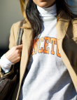 26 Times Street Style Stars Killed It in Sweatshirts